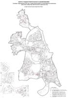 Карта градостроительного зонирования СЗАО