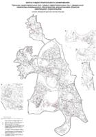 Детальная карта градостроительного зонирования СЗАО
