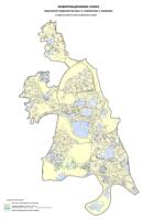 Информационная схема территорий предусмотренных к сохранению и развитию СЗАО