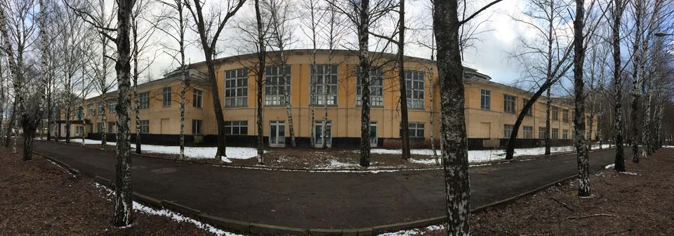 Берег Химкинского водохранилища Южное Тушино